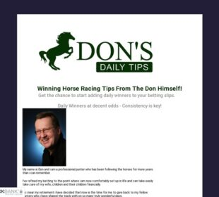 Don's Daily Tips