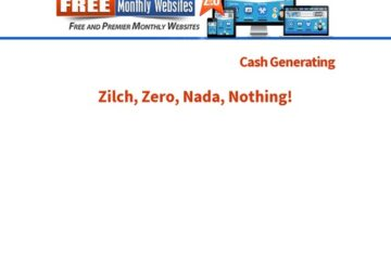 Free Monthly Websites — Free Monthly Websites 2.0