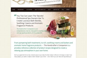 The Handcrafters Companion - The Handcrafters Companion