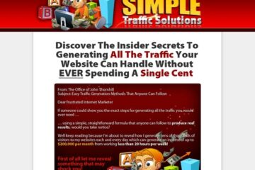 Simple Traffic Solutions – Discount Offer — Simple Traffic Solutions