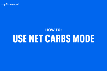 How to Track Net Carbs Using Net Carbs Mode