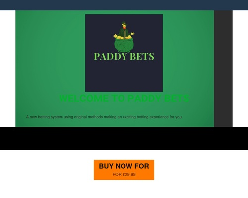 Paddy Bets