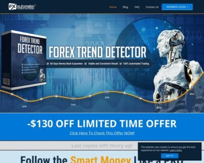 FOREX TREND DETECTOR - THE OFFICIAL WEBSITE